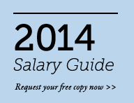 2013 Salary Guide - Download Now