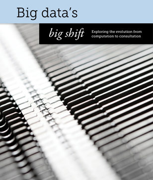 Big Data's Big Shift
