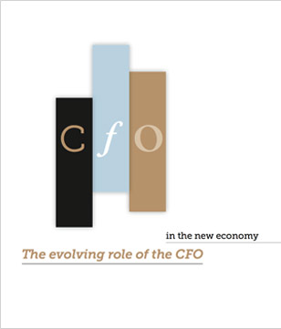 CFO, The evolving role of the CFO in the new economy