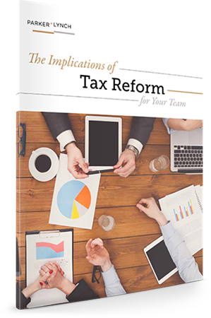 Implications of Tax Reform on Financial  cover image